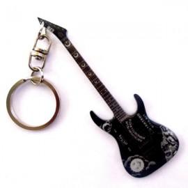 Guitar keychain - Metallica