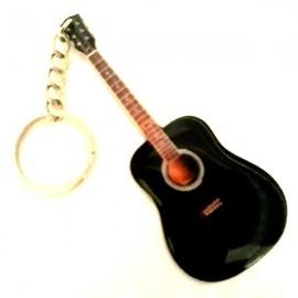 Guitar keychain - Paco de Lucia
