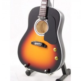 Mini Guitar Replica - John Lennon, The Beatles