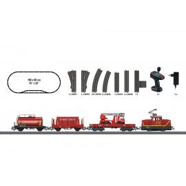 Gaisrininkų traukinio rinkinys
