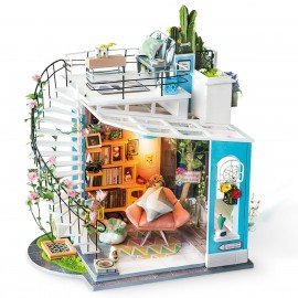 DIY Dora's Loft Dollhouse Kit