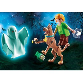Scooby, Shaggy and Ghost