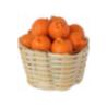 Krepšys su apelsinais