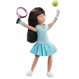 Doll Luna Tennis Practice