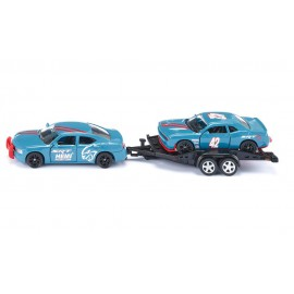 Dodge Charger su Dodge Challenger
