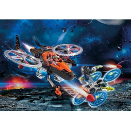 Galaxy Pirates Helicopter