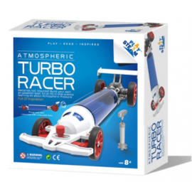 Air Powered Turbo Racer