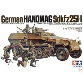 German Hanomag SdKfz 251/1