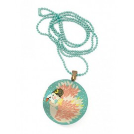 Lovely Swan Necklace