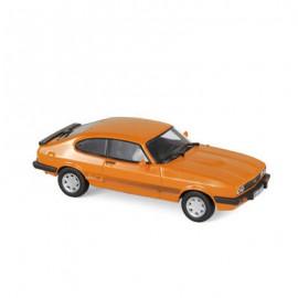 Ford Capri S, 1986