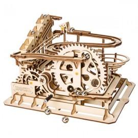 3D medinė dėlionė - labirintas