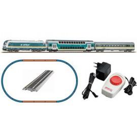 Analog Passenger Train Set