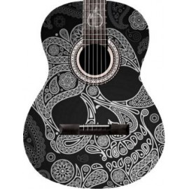 Sugar Skull akustinės gitaros modelis