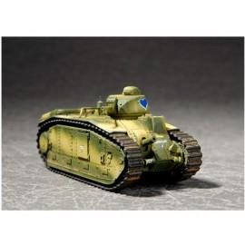 French Char B1 Heavy Tank