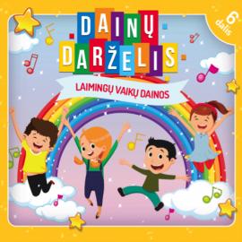 CD Dainų Darželis 6