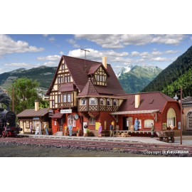 Station Wildbach