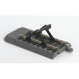 PIKO A-Track Roadbed endpieces w.Buffer stop