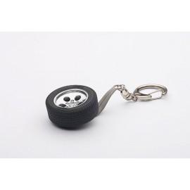 Lamborghini Countach Wheel Keychain