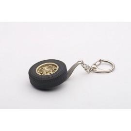 Lamborghini Miura SV wheel keychain