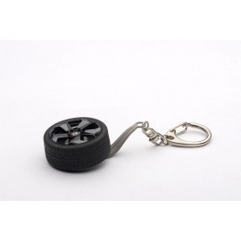 Lamborghini Reventon Wheel Keychain