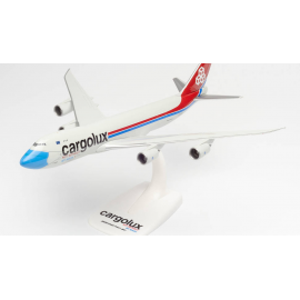 """Boeing 747-8F Cargolux """"Not without my mask"""""""