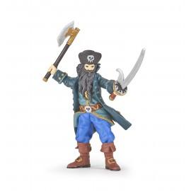 Juodabarzdis piratas