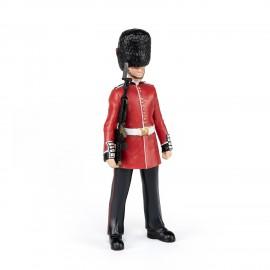 Anglijos karalienės sargybinio figūrėlė