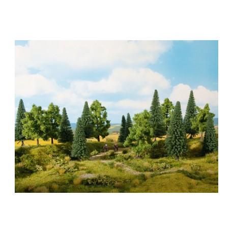 Mišrūs miško medžiai