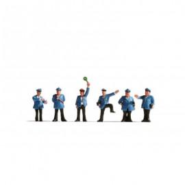 Geležinkelio darbuotojai