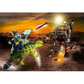 Saichanija: Roboto invazija