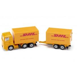 Sunkvežimis su priekaba DHL