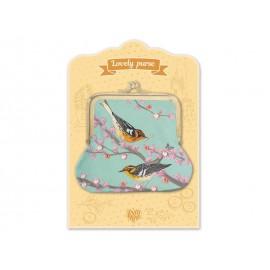 Miela piniginė - Paukščiai