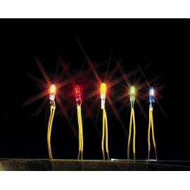 Lemputė su laidu (mėlyna)