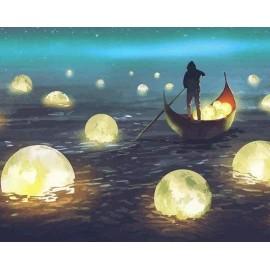 Šviesos ant vandens