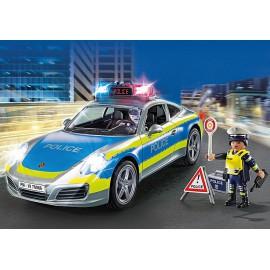Porsche 911 Carrera policijos automobilis