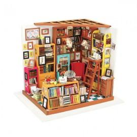 DIY rinkinys - Biblioteka