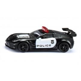 Chevrolet Corvette ZR1 policija