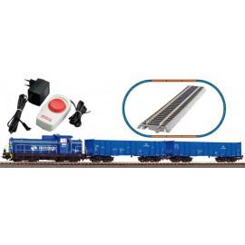 Krovininio traukinio rinkinys