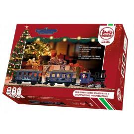 Kalėdinio traukinio rinkinys