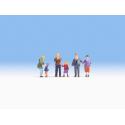 Šeima žiemą