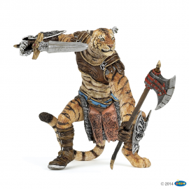 Tigro mutanto figūrėlė