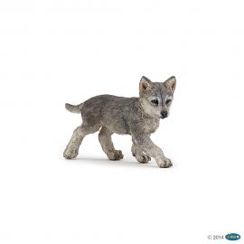 Vilko jauniklio figūrėlė