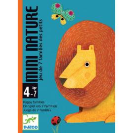 """Kortų žaidimas """"Mini Nature"""""""