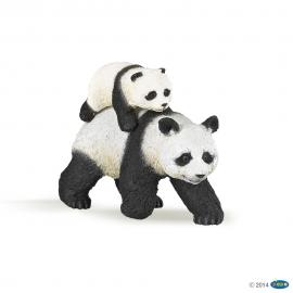 Pandų figūrėlės