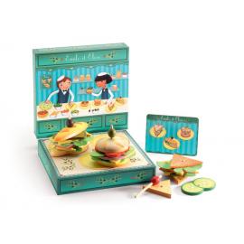 Emile ir Olive sumuštiniai