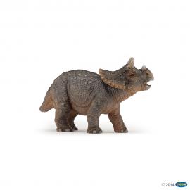 Triceratopso figūrėlė