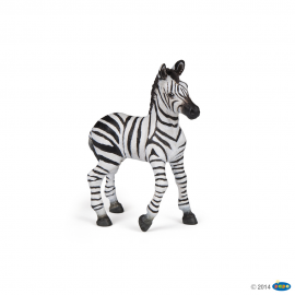 Zebro jauniklio figūrėlė