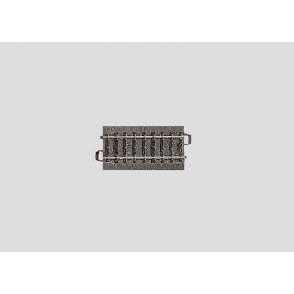 Marklin C tiesus bėgis 70,8 mm