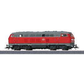 Dyzelinis lokomotyvas BR 216
