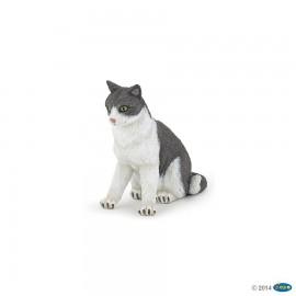 Katės figūrėlė